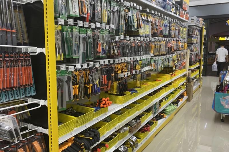 エカマイのホームセンターMR.D.I.Y.便利な工具店【次行ってみよう】